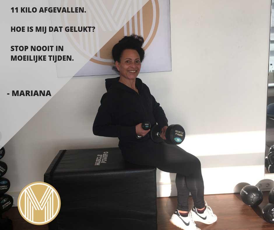 Mariana - personal training
