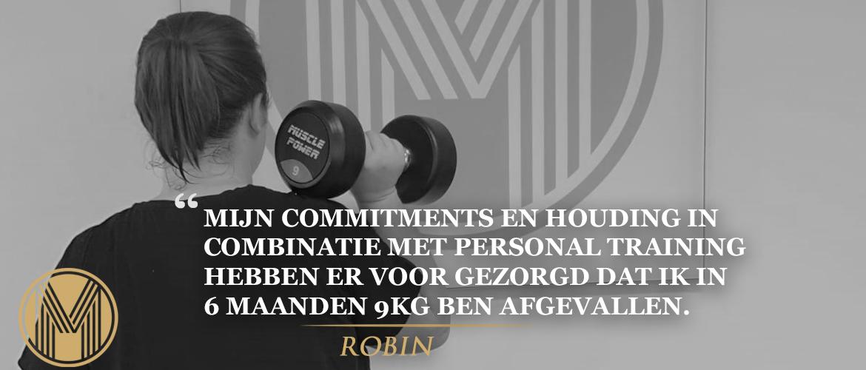 Succesverhaal Robin