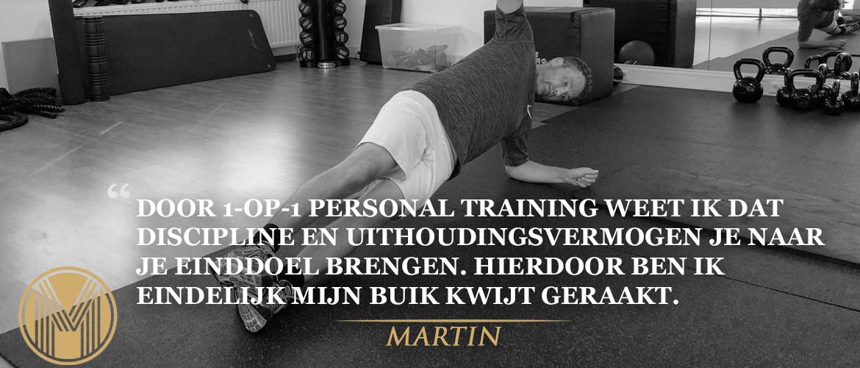 Succesverhaal Martin