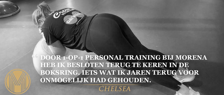 Succesverhaal - Chelsea