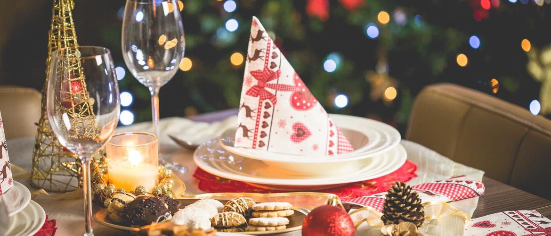 Tips voor een stressvrij Kerstdiner