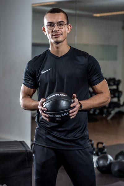 Personal trainer - Josh