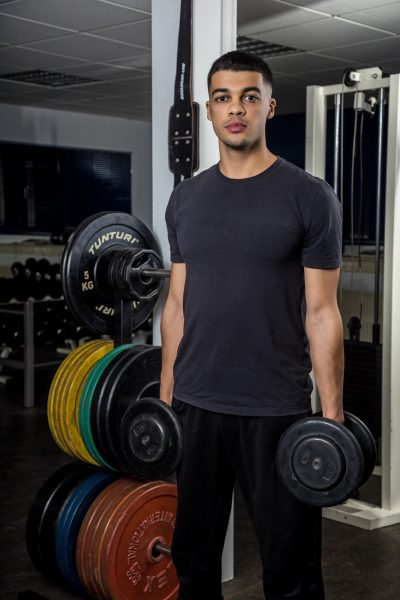 Personal trainer - Taher