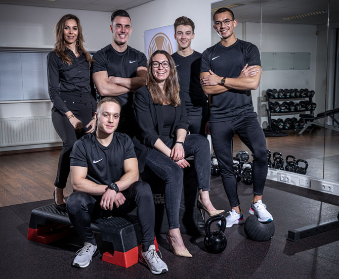 Morena boutiques - personal training