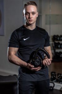 Personal trainer - Zahir - personal training