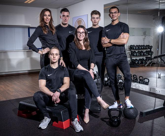 Team Morena - personal training