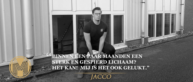 Transformatie - Jacco
