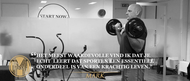 Mark - personal training