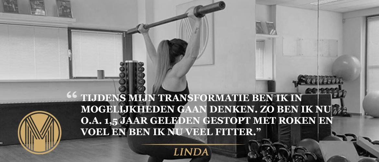 Linda - personal training