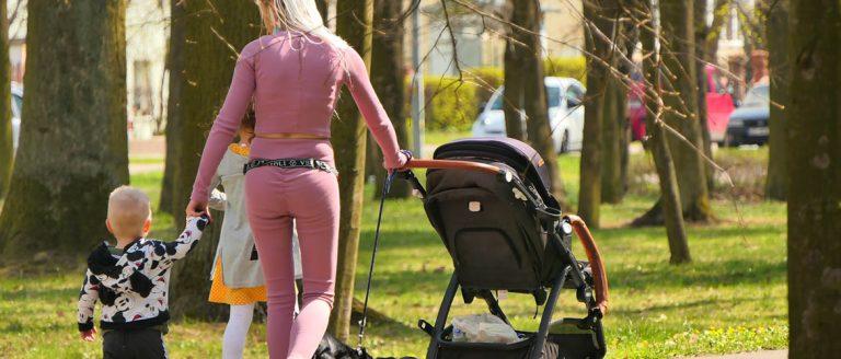 5 tips om back in shape te komen na je zwangerschap
