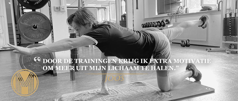 Joos - personal training